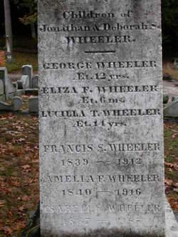 Eliza F. Wheeler