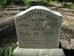Mary Louise <i>Honea</i> Karr