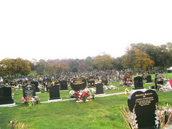 Saint Helens Cemetery and Crematorium