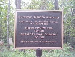 Blackwood-Harwood Plantations Cemetery