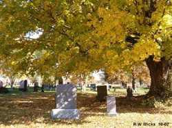 Caudell-Simmons Cemetery