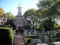 Gloria Dei (Old Swedes) Church Burial Ground