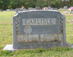 Acie Conway Carlisle