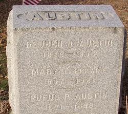 Reuben J Austin