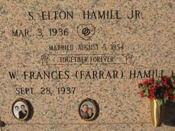 Frances <i>Farrar</i> Hamill