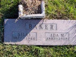 Ida May <i>Zike</i> Baker
