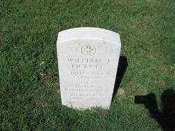 Tec 1 William J Pickett