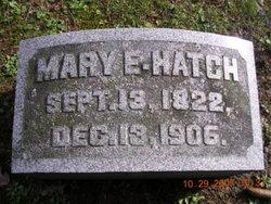 Mary Elizabeth <i>Flint</i> Hatch