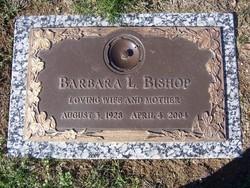 Barbara Barb <i>Phipps</i> Bishop