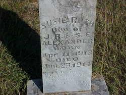 Susie Ruth Alexander