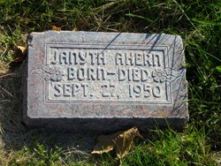 Janyth Ahern