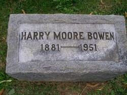 Harry Moore Bowen