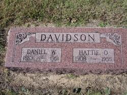 Hattie O. Davidson