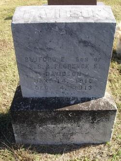 Bluford E. Davidson