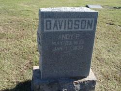 Andy R. Davidson
