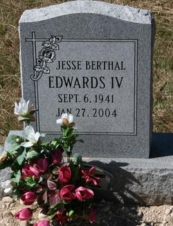 Jesse Berthel Jay Edwards, IV