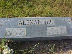 Ethel Blair Alexander