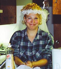 Becky Marie <i>Kraemer</i> Marzo