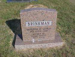 Mary Gore <i>Prewitt</i> Brinkman