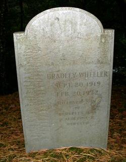 Bradley Wheeler