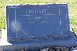 Isadore <i>Sprowls</i> McDaid