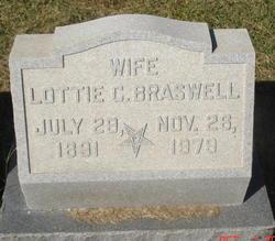 Lottie <i>Coley</i> Braswell