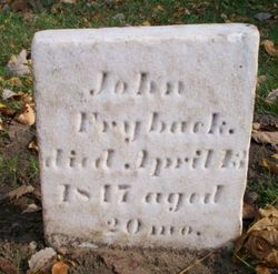 John Fryback