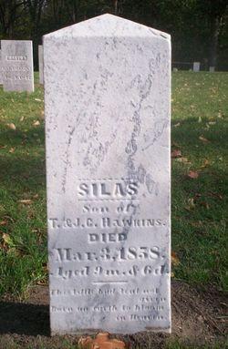 Silas Hawkins