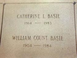 Catherine L. <i>Morgan</i> Basie