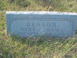 Surah J. Denson