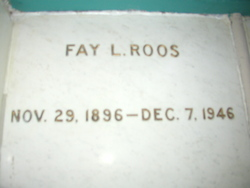 Fay Louis Roos