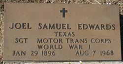 Joel Samuel Edwards