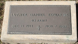 Luther Daniel Edwards