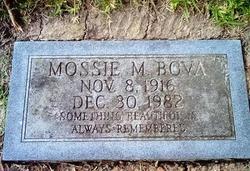 Mossie <i>McCann</i> Bova