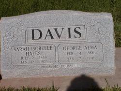 Sarah Isobelle <i>Hales</i> Davis