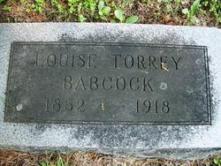 Louise <i>Torrey</i> Babcock