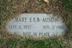 Mary E. (Barnes) <i>Eaton</i> Austin