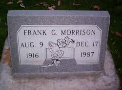 Frank Gilbert Morrison