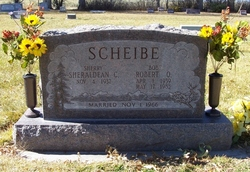 Robert Otto Bob Scheibe