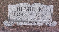 Alma M. <i>DeLong</i> Arbuckle Sahner