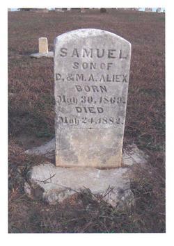 Samuel Aliex