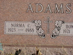 Norma Clara <i>Kline</i> Adams