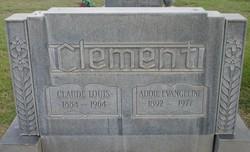 Addie Evangeline Clement