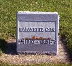 Lafayette Cox