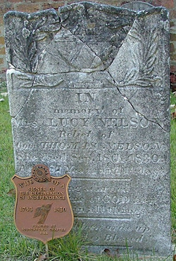 Lucy <i>Grymes</i> Nelson