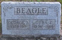 Cora E. <i>Barnhill</i> Beagle