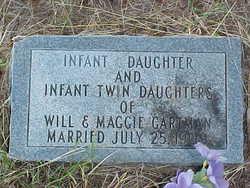 Infant Twin Gartman