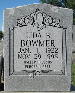 Lida Bell <i>Holt</i> Bowmer