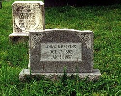 Annabelle <i>Puckett</i> Deskins