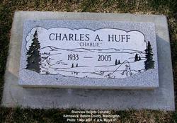 Charles Arthur Huff